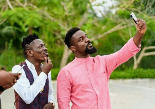 Sarkodie shatta diss 500x350 - You are confused If you think I'm Beefing Sarkodie - Shatta Wale