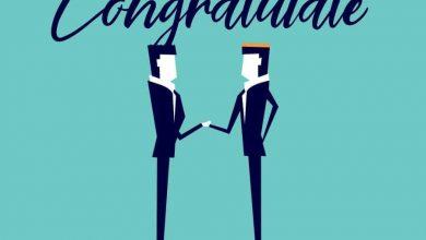 Photo of Shatta Wale – Congratulate (Prod. by Shatta Wale)