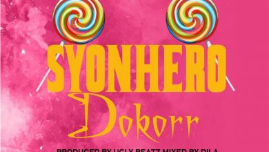 Syonhero Artwork 390x220 - Syonhero - Dokorr (Mixed By Beatz Dila)