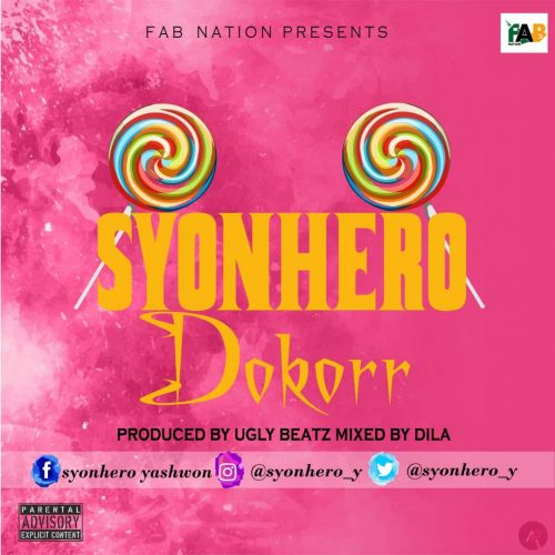 Syonhero Artwork 500x500 - Syonhero - Dokorr (Mixed By Beatz Dila)