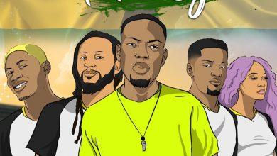 Tulenkey Fuck Boys Ghana 390x220 - Tulenkey ft. Wanlov, RJZ, Shaker, Sister Deborah - Proud Fvck Boys (Ghana Remix)