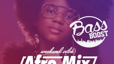 Weekend Vibes boosted 390x220 - Dj Tabil - Weekend Vibe Mix (Mixtape)