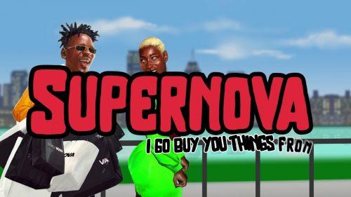 sUPER 1 500x281 - Lyrics : Mr. Eazi - Supernova