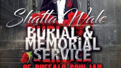 Photo of Shatta Wale – Burial & Memorial Of Buffalo Souljah