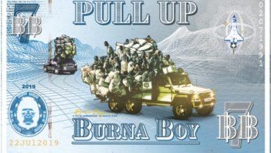 BurnaBoy Pull Up 390x220 - Burna Boy -  Pull Up