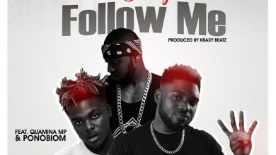 Photo of Donzy ft. Yaa Pono & Quamina MP – Follow Me