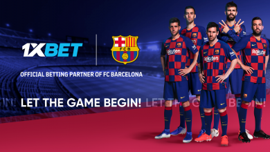 FC Barcelona 390x220 - FC Barcelona adds 1XBet as a New Global Partner !!
