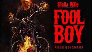 Photo of Shatta Wale – Fool Boy (Buffalo Diss)(Prod. by Da Maker)