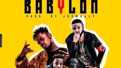 Photo of Gallaxy ft. Fameye – Babylon (Prod. by JaeMally)