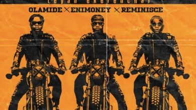 Olamide reminisce 390x220 - Olamide x DJ Enimoney x Reminisce - Shibinshi