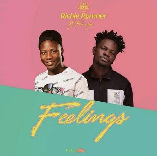 Richie Fameye 500x497 - Richie Rymner ft. Fameye - Feelings