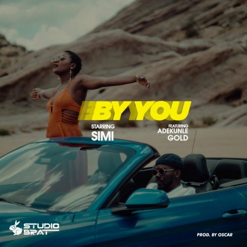 Simi by you 500x500 - Simi ft Adekunle Gold - By You (Prod. by Oscar)