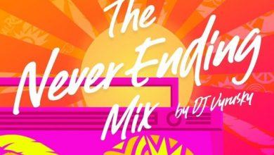The Never Ending Mixape 390x220 - DJ Vyrusky - The Never Ending Mix