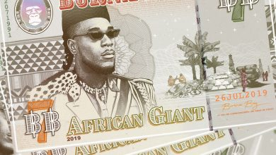 african giant cover 390x220 - Burna Boy feat. Damian Marley & Angelique Kidjo - Different