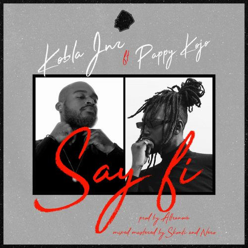cover 500x500 - Kobla Jnr ft. Pappy Kojo - Say Fi