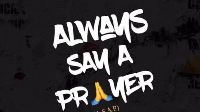 Photo of Dammy Krane ft. Peruzzi – Always Say A Prayer (ASAP)
