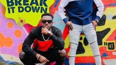 Break IT Down 1 390x220 - Reggie n Bollie - Break It Down (Prod. by Dr. Ray)