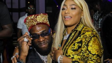 Burna Boy and Stefflon Don 390x220 - Burna Boy allegedly dumps Steflon Don for Princess Shyngle