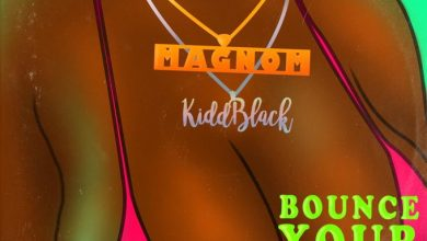 Photo of Magnom ft. KiddBlack – Bounce Your Titty (Prod. by MoorSound)