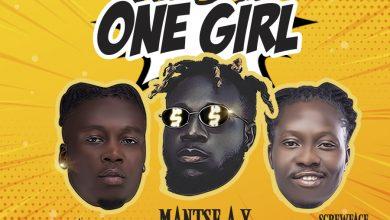 Photo of Mantse A.Y ft. Wisa Greid & Screwface – One Boy One Girl (Prod. by Chapter Beatz)