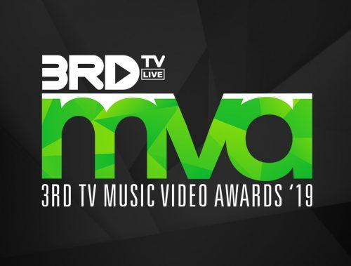 3RDTVMVA19 500x379 - Nominations Open for 3RD TV Music Video Awards 2019
