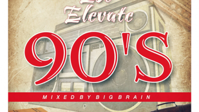 Photo of Ese Elevate – 90's (Mixed by BigBrain)