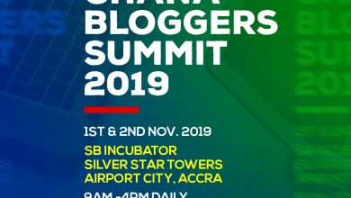 GH Bloggers Summit 390x220 - 2019 Ghana Bloggers Summit scheduled for 1st & 2nd November