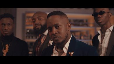 Mi Abaga Martell 390x220 - M.I Abaga ft. Blaqbonez, A-Q & Loose Kaynon - Martell Cypher 2 (Official Video)