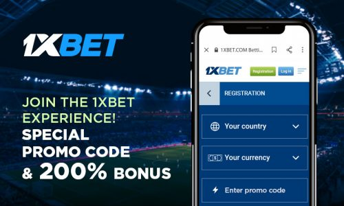 Promo code 800x480 2 500x300 - 1xBet promo code boost for our cherished Ghanaian visitors!
