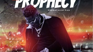 Photo of Shatta Wale – Prophecy (Prod. by Paq)