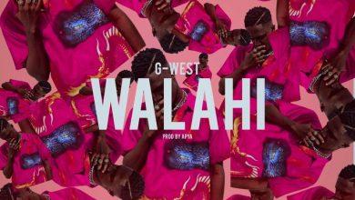 Photo of G-West – Walahi (Prod. by Apya)
