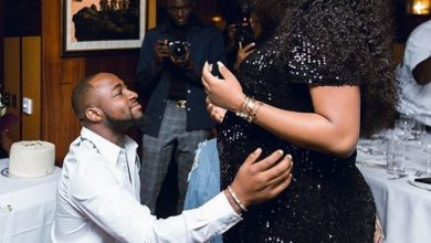 Davido and Chiomam 390x220 - Photo & Video: Davido welcomes Baby Boy with Chioma