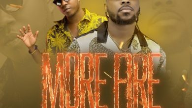 Drumz more fire 390x220 - Drumz ft. Flowking Stone - More Fire