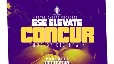 Photo of Ese Elevate – Concur (Prod by BigBrain)