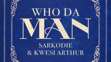 Sarkodie Who da man 390x220 - Sarkodie & Kwesi Arthur - Who Da Man (Instrumental)