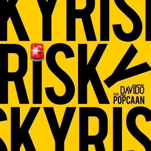 davido risky 500x500 - Davido ft. Popcaan - Risky