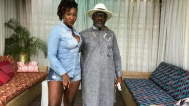 Photo of Ebony couldn't make money from music – Ebony's father