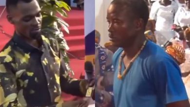 Photo of I was hired by Rev. Obofour to smoke 'Marijuana' in the Church