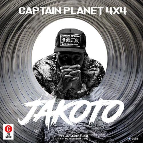 Captain planet jakoto - Captain Planet (4x4) - Jakoto (Prod. by SterlingBeat)