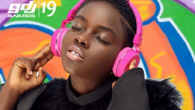 Photo of DJ Switch crowned 'DJ of the Year' at Ghana DJ Awards 2019; See Full List