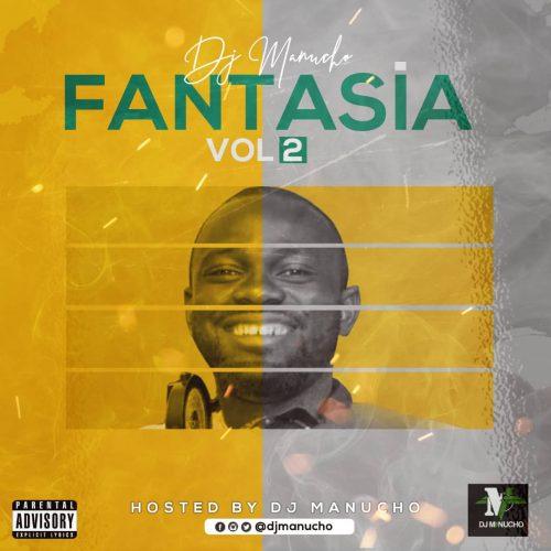 Dj Manucho fantasia 500x500 - DJ Manucho - Fantasia Vol. 2 (Mixtape)