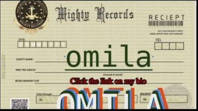 Photo of Duncan Mighty – Omila (Prod. by Duncan Mighty)