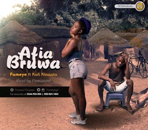 Fameye ft Kofi Kinaata Afia Bruwaa 500x437 - Fameye ft Kofi Kinaata - Afia Bruwaa (Prod. by Peewezel)