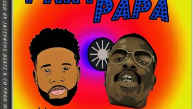 Kweku afro darkovibes 390x220 - Kweku Afro ft. DarkoVibes - Party Papa (Prod. by JaysynthsBeatz)