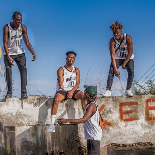 Kwesi Arthur mole twitch quamina 500x500 - Ground Up Chale ft Kwesi Arthur, Quamina MP, Twitch & Kofi Mole - Ba O Hie (Come Forward)