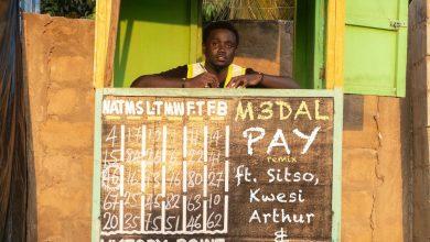 M3dal pay remix 390x220 - M3dal ft. Sitso, Kwesi Arthur & Fameye - Pay (Remix)