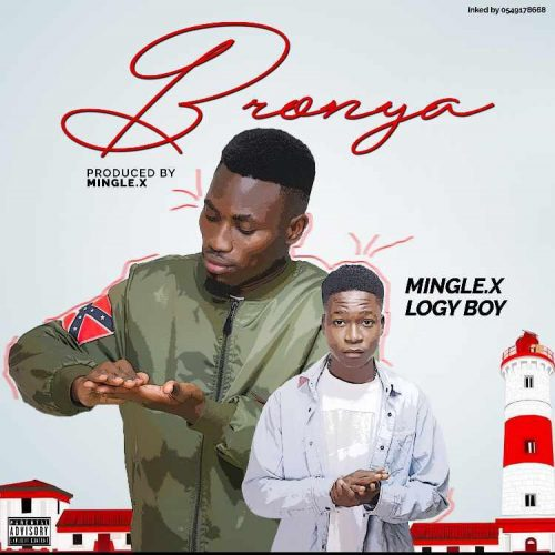 Mingle.X Bronya 500x500 - Mingle.X ft. Logy Boy - Bronya (Prod. by Mingle.X)