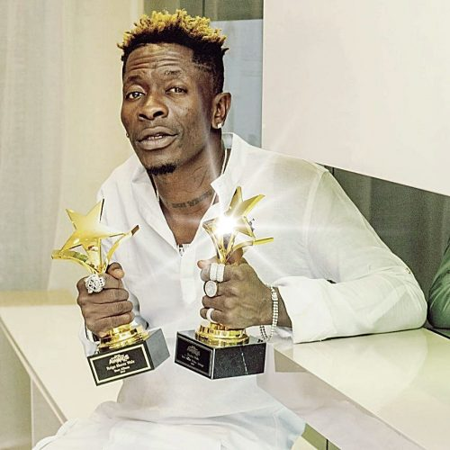Shatta wale no 500x500 - Billboard Ranks Shatta Wale As The Most Watched Ghanaian Artiste On YouTube