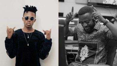 Strongman and Ike De Unpredictable 390x220 - Strongman's 'Mmaa' Song Will Be Relevant For Decades - Presenter claims