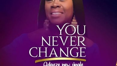 Photo of Adaeze – You Never Change (Prod. by PMF Studios)